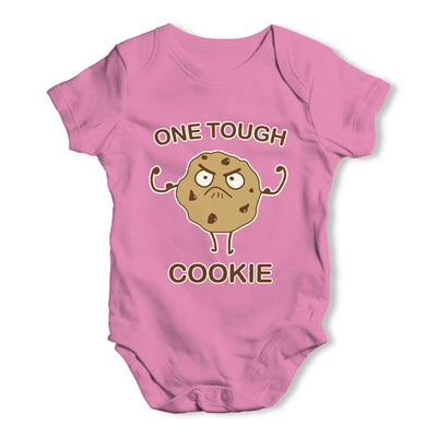 One Tough Cookie Baby Grow Bodysuit