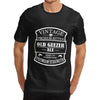 Mens Old Geezer Ale T-Shirt