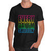 Mens Everyday I'm Shufflin' T-Shirt