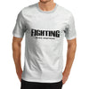 Mens Fighting Solves Everything T-Shirt