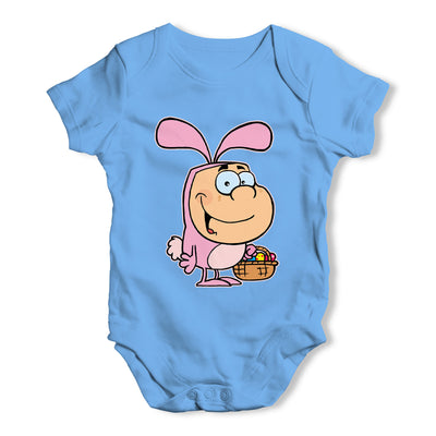 Easter Bunny Baby Grow Bodysuit