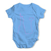 Love New York Baby Grow Bodysuit