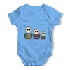 Russian Dolls Baby Grow Bodysuit