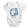 A Fox Tale Baby Grow Bodysuit