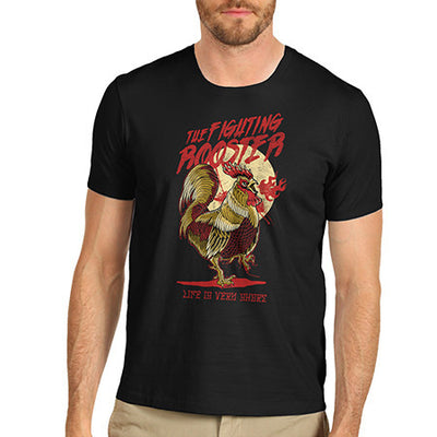 Men's The Fighting Rooster T-Shirt