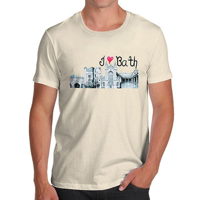 Men's I Love Bath T-Shirt