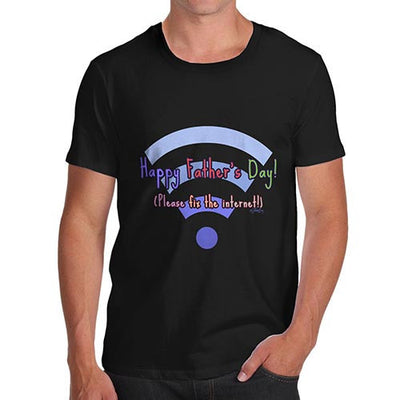 Men's Happy Wi-Fi T-Shirt