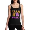 Women's PB & J Peanut Butter And Jelly Team Work Tank Top
