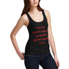 Women's Just How Amazing I Am Tank Top