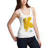 Women's The Letter K Tank Top