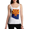 Women's USA States and Flags Arizona Tank Top