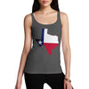 Women's USA States and Flags Texas Tank Top
