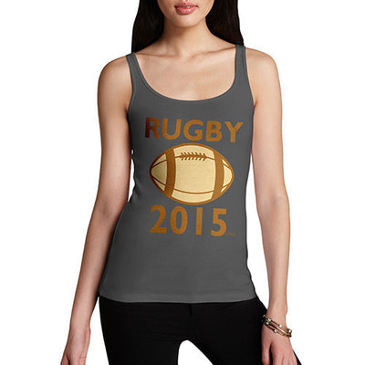 Women's Rugby Tank Top