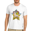 Men's Cattofly Horse T-Shirt