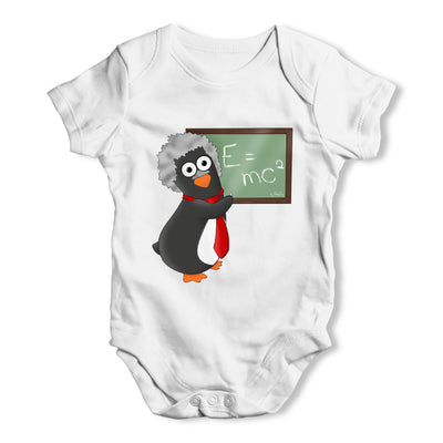 Einstein Guin The Penguin Baby Grow Bodysuit