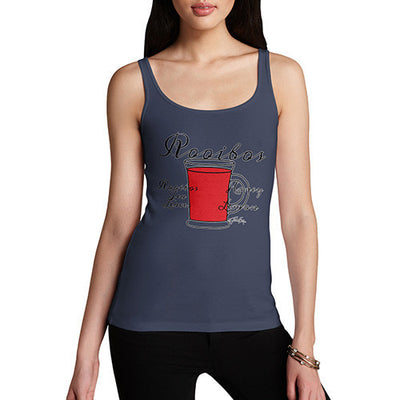 Women's Tea Recipe Rooibos Tank Top