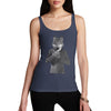 Women's Mr Wolf Tank Top