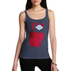 Women's I Love Arkansas Tank Top