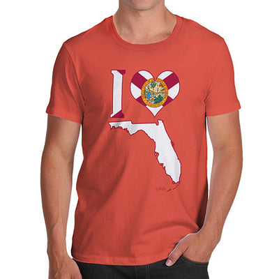 Men's I Love Florida T-Shirt