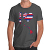 Men's I Love Hawaii T-Shirt