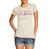 Women's Funny I'm Jew-ish T-Shirt