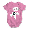 Friendly Ghost Boo Baby Grow Bodysuit