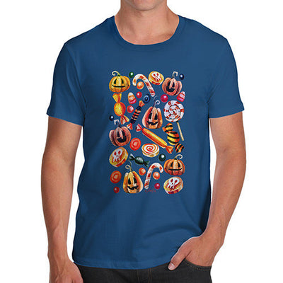 Men's Trick Or Treat Candy T-Shirt