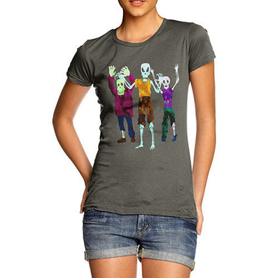 Women's Zombies Night Out T-Shirt