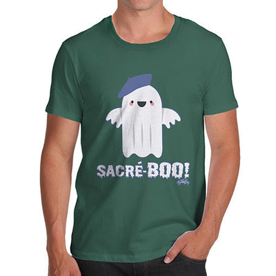 Men's French Ghost Sarce-Boo T-Shirt