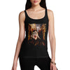 Women's Real Life Horror Tank Top