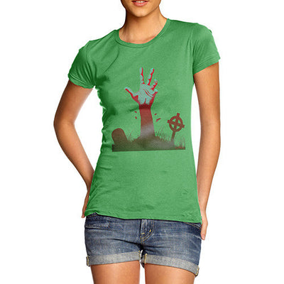 Women's Escape From The Grave T-Shirt