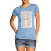 Women's Prime Ministers Of England Since 1721 T-Shirt