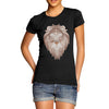 Women's Tribal Lion Head T-Shirt