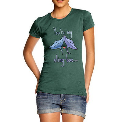 Women's Your My Sting Ray T-Shirt