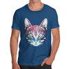 Men's Jinks Galatic Cat Face T-Shirt