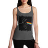 Women's The Dark Side of the Cat Tank Top