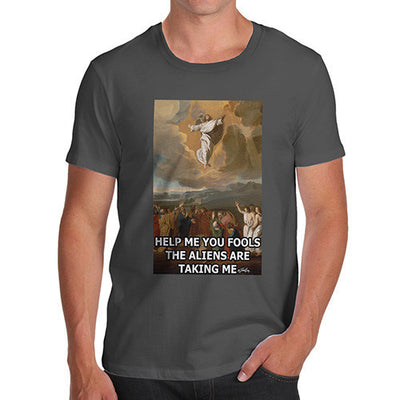 Men's Christian Ufology T-Shirt