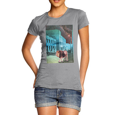 Women's The Kingdom of the Lion T-Shirt