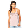 Undesirable Number 1 Women's Flowy Side Slit Tank
