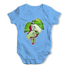 Sign Language Letter G Baby Grow Bodysuit