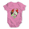 Sign Language Letter P Baby Grow Bodysuit