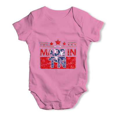 Made In TN Tennessee Baby Grow Bodysuit