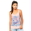 Pegasus Unicorn Universe Women's Flowy Side Slit Tank