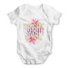 Bright Spark Baby Grow Bodysuit
