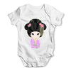 Hanako Purple Version Baby Grow Bodysuit