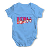 Small But Feisty Baby Grow Bodysuit