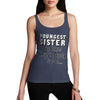 Youngest Sister Rules Rules Don't Apply To Me Women's Tank Top