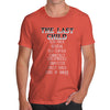 The Last Child Attributes Men's T-Shirt