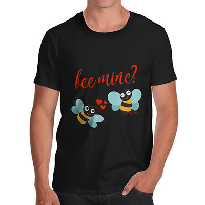 Bee Mine Men's T-Shirt