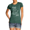Personalised Valentines Wedding Ampersand Women's T-Shirt